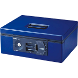 CARL Cash Box [CB-D8760] - Blue - Cash Box